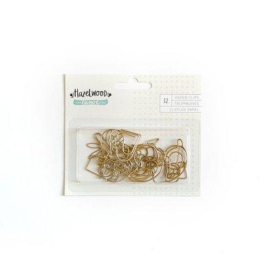 Hazel paper clips2