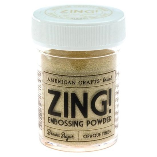 Brown Sugar Zing Opaque