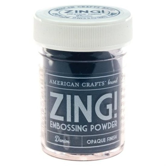 Denim Zing Opaque