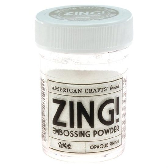 White Zing Opaque