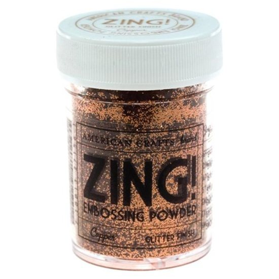 Copper Zing Glitter