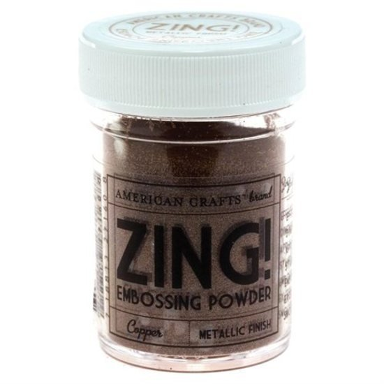 Copper Zing Metallic