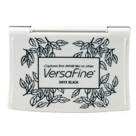 Onyx Black Versafine Ink Pad