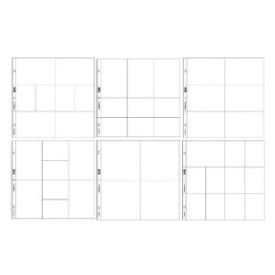 Photo Pocket Pages-Big Variety Pack 1