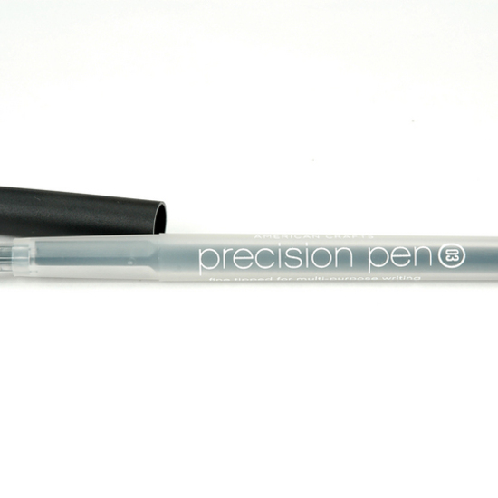 Precision Pen 03- Black