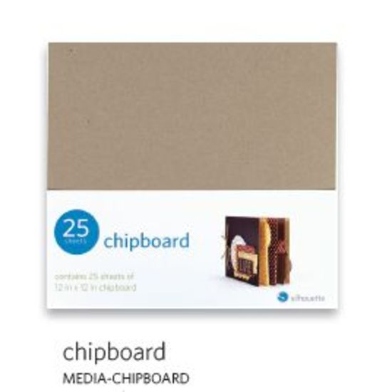 12x12 Chipboard Sheets