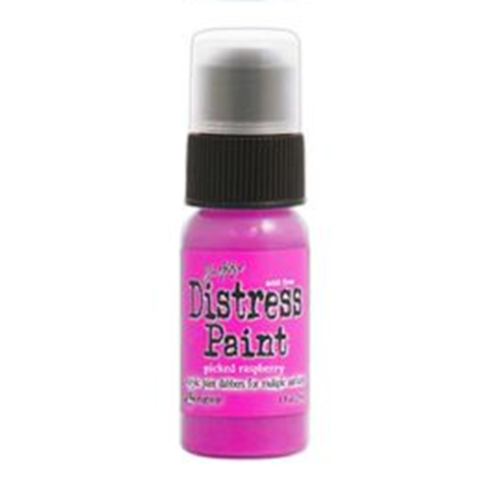 Tim Holtz Distress Paint - Picked Raspberry