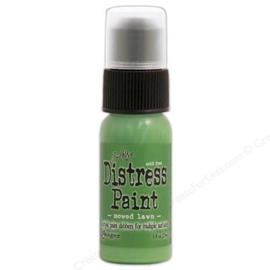 Tim Holtz Distress Paint - Mowed Lawn