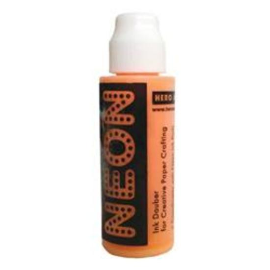 Neon Orange Ink Dauber