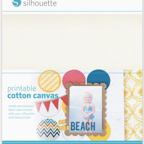 Printable Cotton Canvas