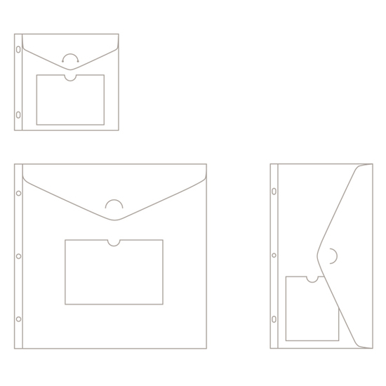 Page Envelopes Variety Pack