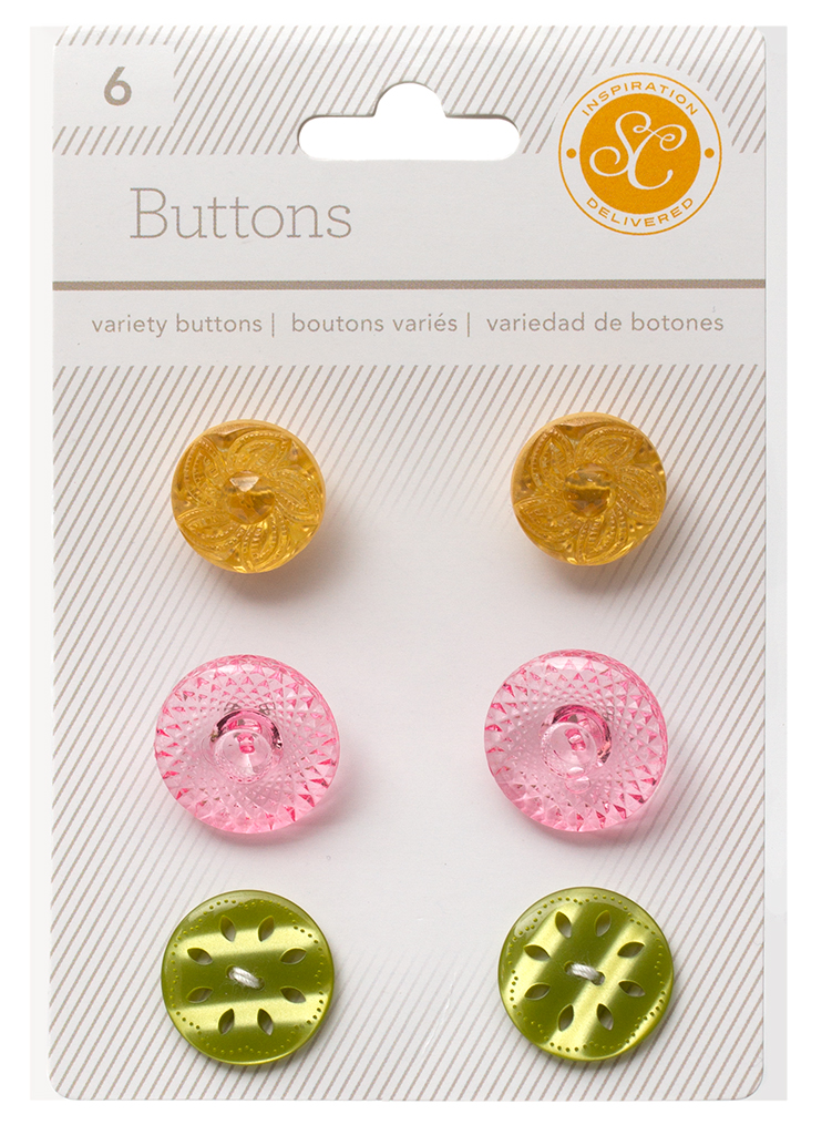 LemonLush Buttons