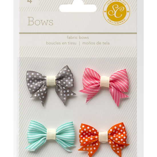 Wanderlust Fabric Bows