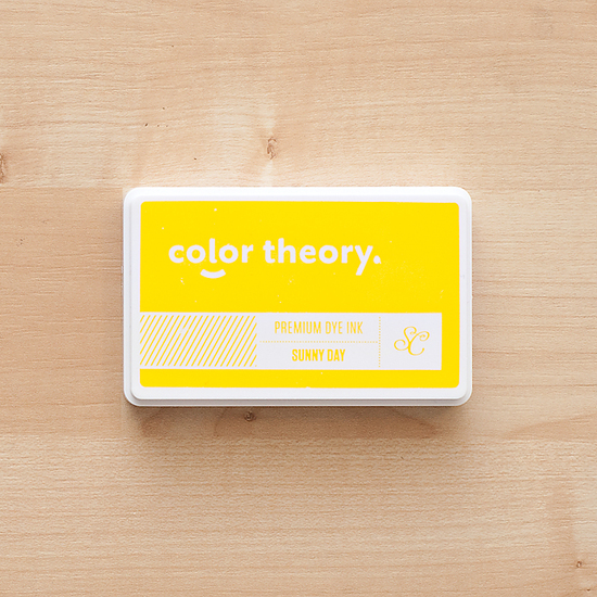 Color Theory Ink Pad: Sunny Day