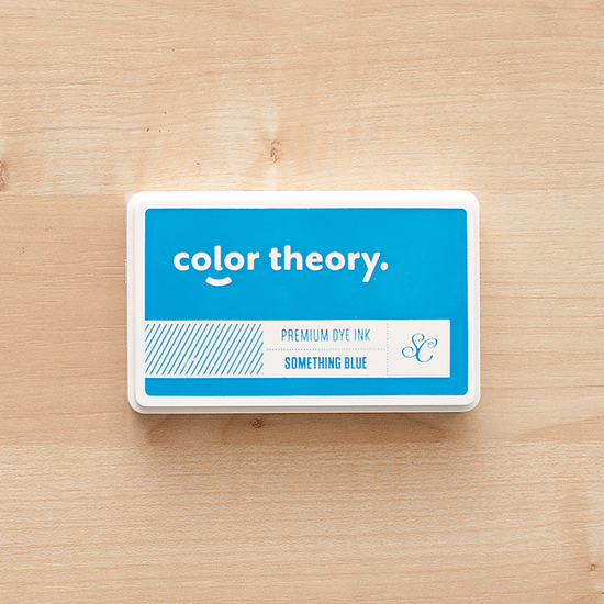 Color Theory Ink Pad - Something Blue