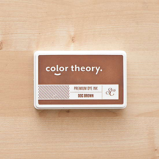 Color Theory Ink Pad - Doc Brown