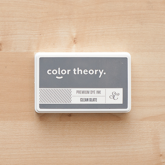 Color Theory Ink Pad : Clean Slate