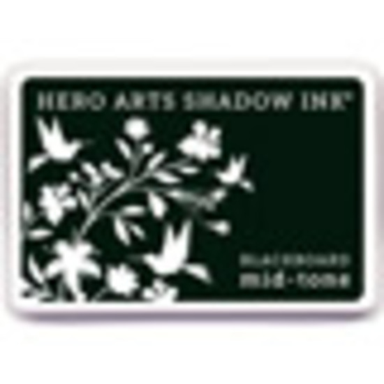 Hero Arts Dye Ink- Blackboard Mid-Tone
