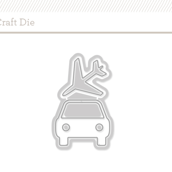 Craft Die: Transportation by Kelly Purkey