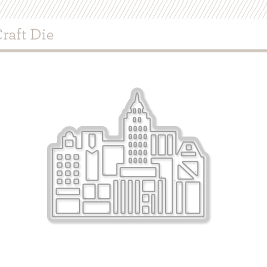 Craft Die: Skyscraper by Kelly Purkey