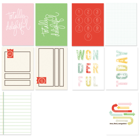 Journal Cards: Sketchbook