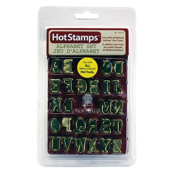 Alpha Hot Stamps