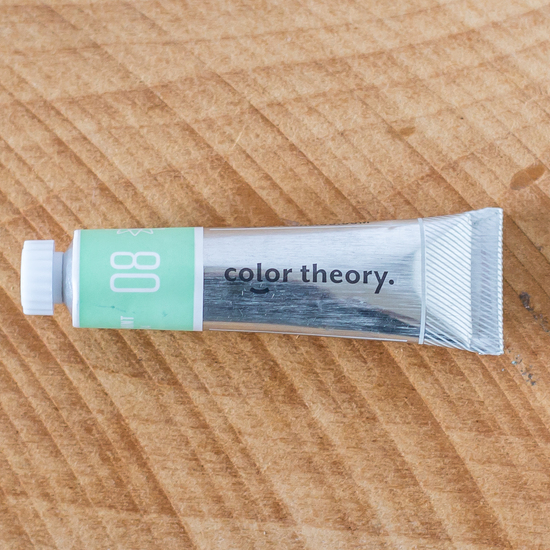 Color Theory Acrylic: Mint Hint