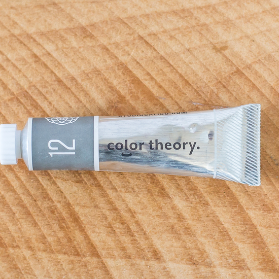Color Theory Acrylic: Clean Slate