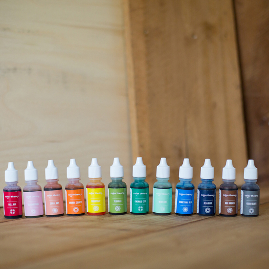 Color Theory Ink Refill Bundle