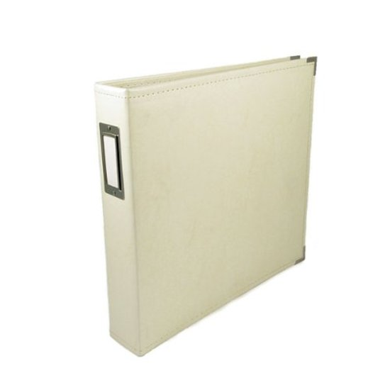 Album: 12x12 Vanilla Classic Leather Album by WRMK
