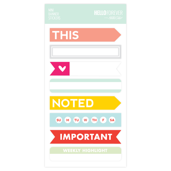 Stickers: Word by Hello Forever