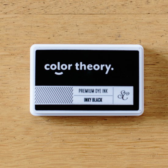 Color Theory Ink Pad: Inky Black