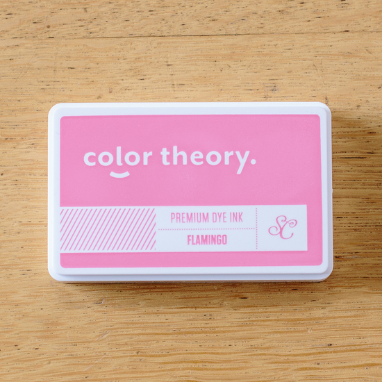Color Theory Ink Pad: Flamingo