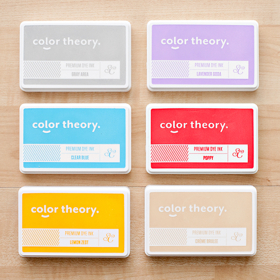 Color Theory Ink Pad Bundle II