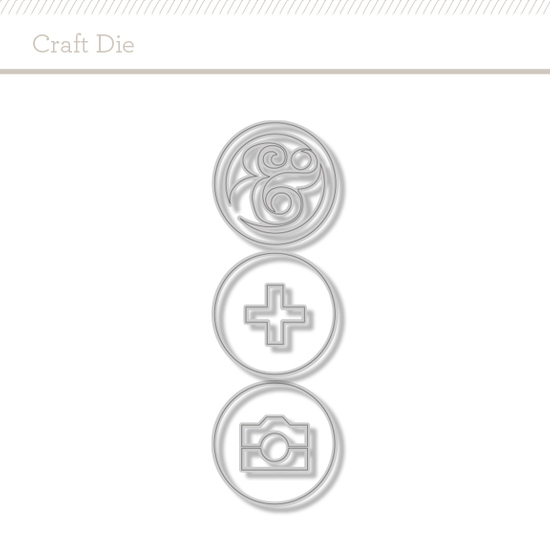Craft Die: Symbols by Hello Forever