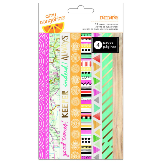 Rise & Shine Washi Notepad