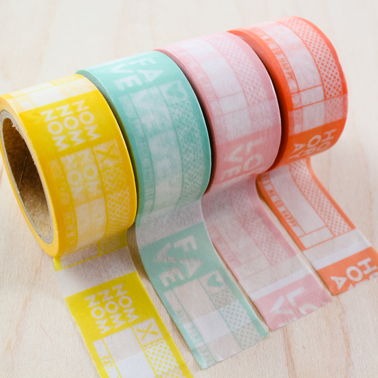 Washi Set by In A Creative Bubble