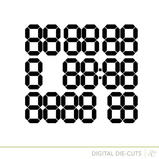 Shop digitals cut
