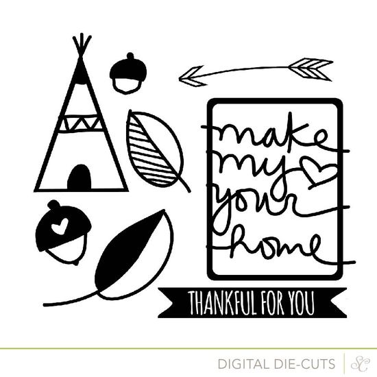 Shop thankful cuts