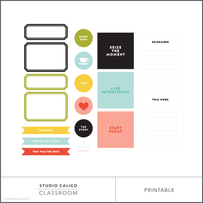 Sc may planner workshop printable preview