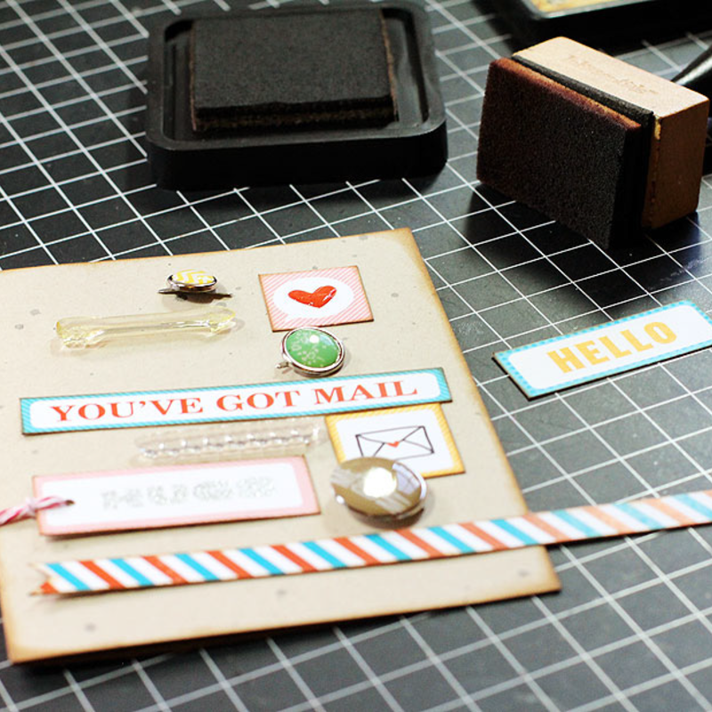 You've Got Mail:  Cards for Every Occasion with Lisa Spangler
