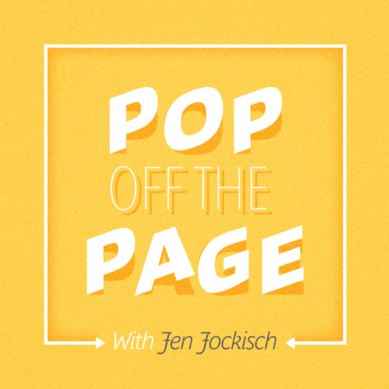 Pop Off the Page 2 with Jen Jockisch
