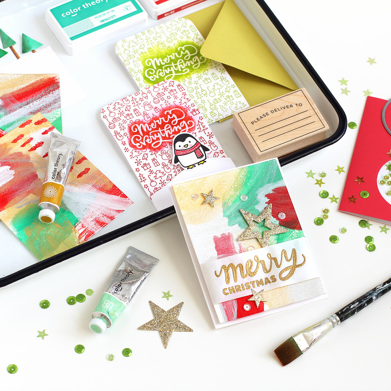 Cardmaking | Christmas & New Year