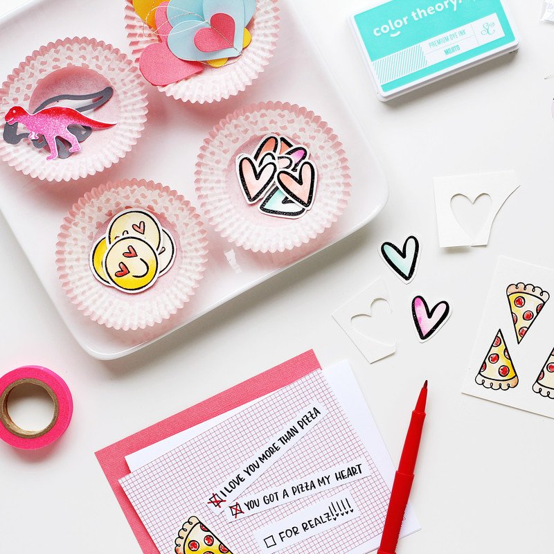Cardmaking | Valentine's Day