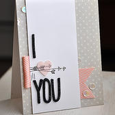 I heart you card (add on 3)