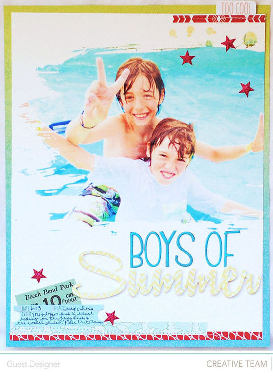Boys of summer 1