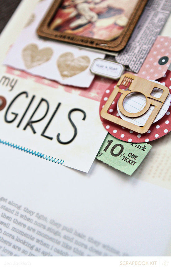 Mygirls detail