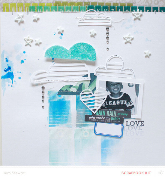 Sc june kit rain layout
