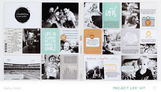 2014 project life weeks 21   22   studio calico penny arcade   kelly noel