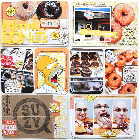 Quirkyheart mmmdonuts projectlife full 700